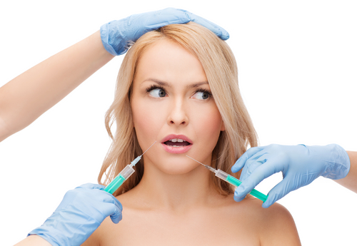 Botox Injection Fear