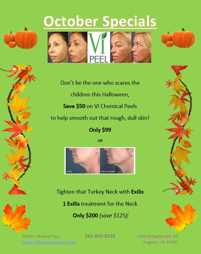 Willow Day Spa Eugene